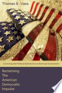 download ebook reclaiming the american democratic impulse pdf epub