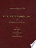 Utflyttarboka 2007 for Hareid og Ulstein