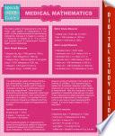 Medical Mathematics Speedy Study Guides