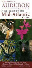National Audubon Society Field Guide to the Mid Atlantic States