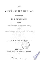 The Church and the Rebellion Book PDF