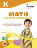 Kindergarten Math Games and Puzzles