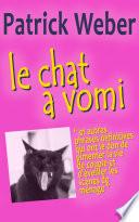 illustration Le Chat a vomi