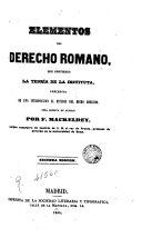 download ebook elementos del derecho romano pdf epub