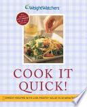 Cook It Quick