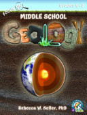 Focus on Middle School Geology Student Textbook  Hardcover