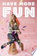 Have More Fun Book PDF