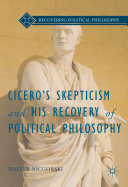 download ebook cicero's skepticism and his recovery of political philosophy pdf epub