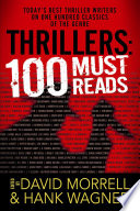 Thrillers 100 Must Reads book