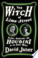 Ebook The Witch of Lime Street Epub David Jaher Apps Read Mobile
