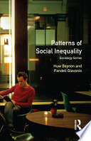 Patterns of Social Inequality