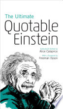 The Ultimate Quotable Einstein Book PDF