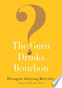 The Guru Drinks Bourbon
