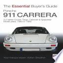 Porsche 911 Carrera 3.2 Book Cover