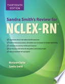 Sandra Smith s Review for NCLEX RN R