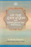 On the Love of God and Other Selected Writings