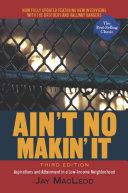 Ain t No Makin  It
