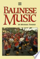 Balinese Music