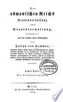 Th. Die Staatsverfassung