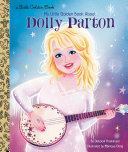 My Little Golden Book About Dolly Parton Book
