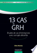 13 Cas de GRH