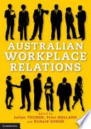 Australian Workplace Relations