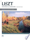 Liszt -- Technical Exercises (Complete)