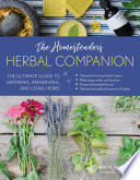 The Homesteader s Herbal Companion