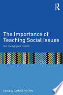 The Importance of Teaching Social Issues