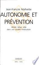 illustration du livre Autonomie et prévention