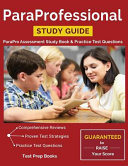 Paraprofessional Study Guide