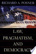 Law  Pragmatism  and Democracy