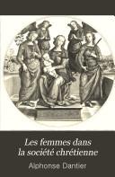 Les femmes dans la société chrétienne