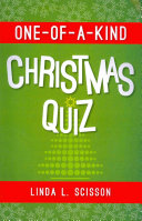 One Of A Kind Christmas Quiz