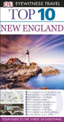 DK Eyewitness Top 10 Travel Guide  New England