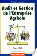Audit et gestion de l enterprise agricole