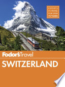 Fodor s Switzerland