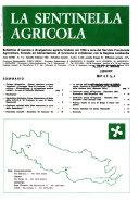 La Sentinella agricola