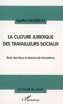 illustration La culture juridique des travailleurs sociaux