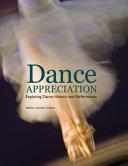 Dance Appreciation