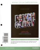 Psychology  Books a la Carte Edition
