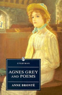 Agnes Grey And Poems book