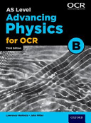 Advancing Physics for OCR