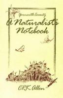 A Naturalist s Notebook
