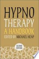 Hypnotherapy  A Handbook