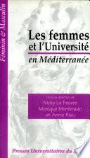 Les femmes et l'université en Méditerranée