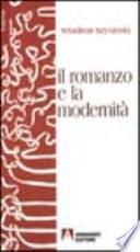 Il romanzo e la modernit