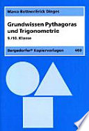Grundwissen Pythagoras und Trigonometrie