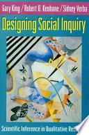 Designing Social Inquiry