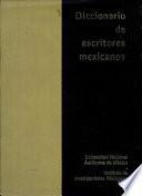 Diccionario de escritores mexicanos  siglo XX  A CH